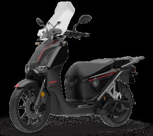 Super Soco CPX elektrische scooter