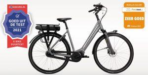 MultiCycle SOLO EMI E-bike
